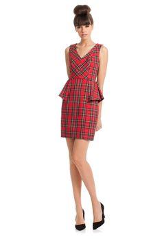 Charlena Dress - TrinaTurk