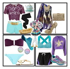 """""""Madeline Hatter"""" by cartoonsme ❤ liked on Polyvore featuring HYD, J.Crew, Melissa, Alexander McQueen, Element, Marabelle, Melissa Odabash, Eres, Sunday Somewhere and Dolce&Gabbana"""