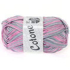 COTONE print 310-rose / light grey / grey | EAN: 4033493150637