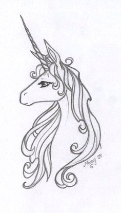The last Unicorn.