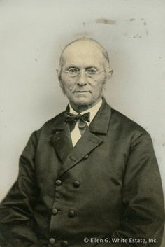 Joseph Bates was a co-founder of the Seventh-day Adventist Church