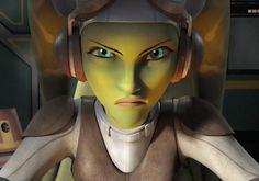 Star Wars Rebels - Hera