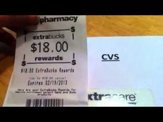 ▶ Extreme Couponing 101 - CVS for Beginners, Part 1 - YouTube