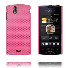 Atomic (Rosa) Sony Ericsson Xperia Ray Deksel