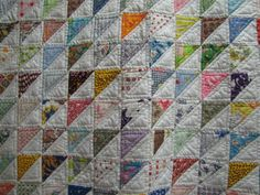 quilt pattern with softer colors