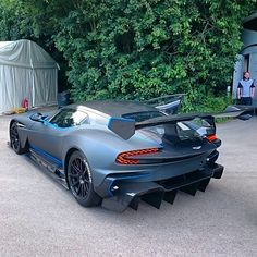 Favorite car from the Supercar Paddock? I think that goes to the Aston Martin Vulcan #AstonMartin #Vulcan #GoodwoodFOS @fosgoodwood #MichelinFOS #FOS #Shmee150
