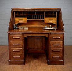 desks antique roll top desks antique edwardian desks antique oak desks ... Images - Frompo