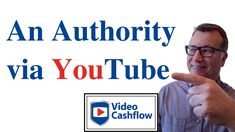 """Are you aiming to build a business that dominates your niche? Do you aspire to become the """"go to"""" person that others seek help from? This video highlights 3 strategies to boost, maintain and cement your online business authority via your YouTube channel.  To learn more visit the Video Cashflow YouTube channel.  Providing video solutions to business problems #VideoCashflow #localbusinessvideomarketing #localvideomarketing #videomarketing #businessvideomarketing #youtubevideomarketing Business Video, Online Business, Building A Business, You Youtube, How To Make Money, Author, Competitor Analysis, Marketing, Learning"""