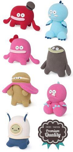 Monster Factory Mini Monster Softie, Toys