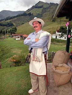 Juan Valdez (Carlos Sánchez) icon for Colombian coffee I Love Coffee, Coffee Time, Colombian Coffee, Colombia South America, Coffee Culture, The Beautiful Country, Weird Pictures, The Good Old Days, Back In The Day