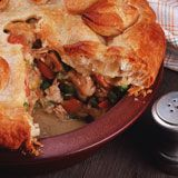 Food trends, easy recipes and healthy meal ideas to help you cook smarter Side Recipes, New Recipes, Healthy Recipes, Turkey Recipes, Chicken Recipes, Cook Smarts, Lard, Food Trends, Pot Pie