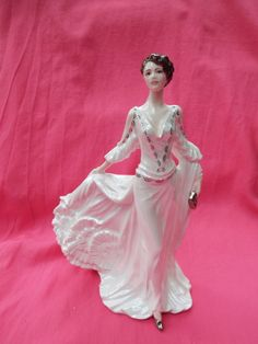 ROYAL WORCESTER Limited Edition Brief Encounters Figurine DINNER AT EIGHT | eBay