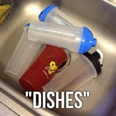 My sink is actually starting to look like this sometimes
