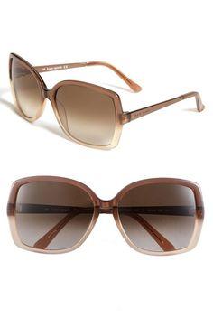 29882c11e646 kate spade new york  darryl  59mm sunglasses
