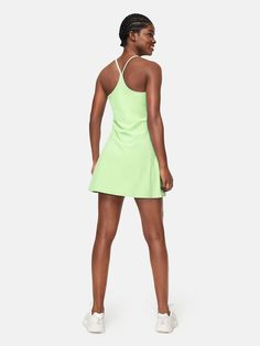 Athletic Dresses, Skort Dress, Spring Fashion, Sporty, Exercise, Spring Style, My Style, Spice, Fabric