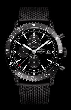 Breitling‏ New Chronoliner Blacksteel ! The authentic flight captain's watch – distinguished by its Diamondworks case https://www.breitling.com/en/models/chronoliner/chronoliner/versions/diamondworks/ …