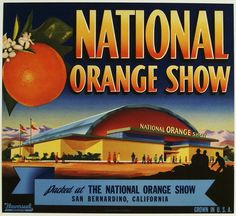 National Orange Show, San Bernardino, County of San Bernardino, California