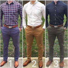 3 ideas para La Oficina! ¿Cual look prefieres? 1, 2 o 3 ⬇️⬇️⬇️