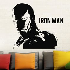 Ironman Wall Decal Home Decor - $ 15.95 ONLY!  Get yours here : https://www.thepopcentral.com/ironman-wall-decal-home-decor/  Tag a friend who needs this!  Free worldwide shipping!  45 Days money back guarantee  Guaranteed Safe and secure check out    Exclusively available at The Pop Central    www.thepopcentral.com    #thepopcentral #thepopcentralstore #popculture #trendingmovies #trendingshows #moviemerchandise #tvshowmerchandise