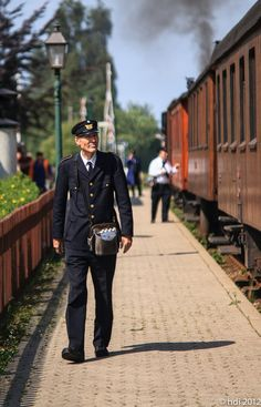 Conductor and Train