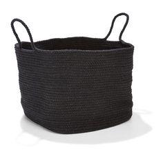 Soft Basket - Black