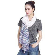 2016 Stylish Warm Blanket Scarf Silk