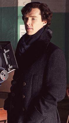 #Sherlock behind the scenes