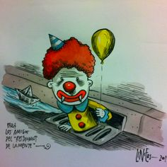 Queremos tanto a Stephen King #pennywise