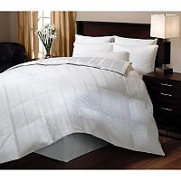 Would love this white comforter when I redo my bedroom