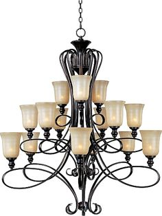 Perfect Maxim Lighting Lights   Maxim Lighting Chandelier Fixture Model  MX 21307WSOI Maxim 21307WSOI Infinity 15