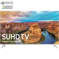Samsung UN55KS8000 - 55-Inch 4K SUHD Smart HDR1000 LED TV -  KS8000 8-Series #ad