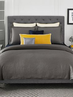 Berlin Comforter Set from Glam Bedding Feat. Vince Camuto on Gilt