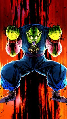 Why is it hard to find a pic of the Demon King Piccolo? Akira, Dragon Ball Z, Demon King, Manga Artist, Dope Art, Anime Art, Artwork, Legends, Comics