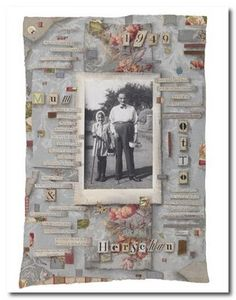 """Blackberry Picking"", a textile by Natasha Kerr"