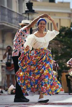 PUERTO RICO Trajes típicos en Latinoamérica - Taringa!