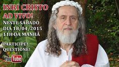 INRI CRISTO AO VIVO NO YOUTUBE - 18/04/2015