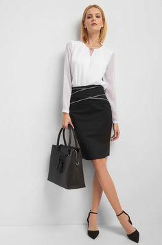 Elegant, 21st, Fall Winter, Skirts, Stuff To Buy, Fashion, Metal, Classy, Moda
