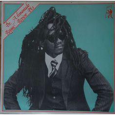 Reggae review pt.1 de Dr. Alimantado, 33T chez pycvinyl - Ref:118392106