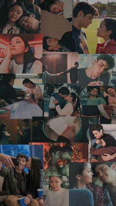 Lara Jean, Boys Wallpaper, Retro Wallpaper, Movies For Boys, Good Movies, Movie Wallpapers, Cute Cartoon Wallpapers, Cute Relationship Goals, Cute Relationships