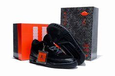 Nike Air Jordan 3 All Black Mens Sneaker Retro  http://www.czjordanshoes.com/cz2505.html