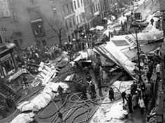 Fifty years ago, on December 16, 1960 at 10:33 a.m. EST, on a snowy, gray day in the skies between Staten Island and Brooklyn, NY two commercial airliners tragically collided, killing everyone on board, setting fire to ten apartment buildings, a church, a funeral home, and several businesses, and narrowly missing a nearby high school and secondary school.