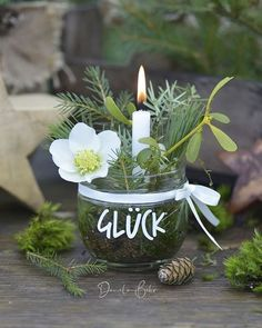Christmas Is Coming, Winter Christmas, Christmas Time, Christmas Gifts, Autumn Trees, Diy And Crafts, Presents, Candles, Table Decorations