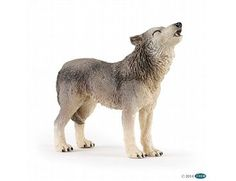 The Howling Wolf from the Papo Wildlife collection - Discounts on all Papo Toys at Wonderland Models.  One of our favourite models in the Papo Wildlife range is the Papo Howling Wolf.