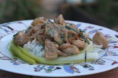 Poulet sauce satay, une délicieuse recette Balinaise 25 volaille cuisine indonesienne