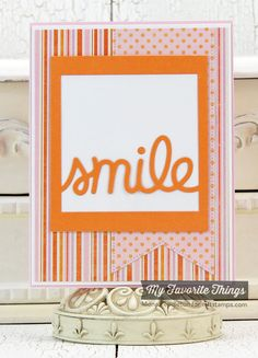 smile...MFT June New Release Countdown Day 4 ~ Cupcake's Creations