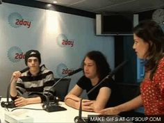 Mikey Way everybody..<-----He's starting to throw a tantrum. Where's gee when you need him