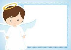 Resultado de imagen para tarjetas de invitacion para bautizo para editar