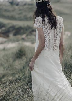 robe de mariee Laure de Sagazan collection 2017 bridal 26