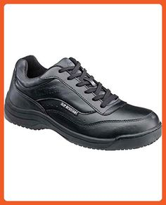 fa184a876f11 Skidbuster 5075 Women s Leather Slip Resistant Athletic Shoe