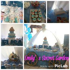 Tema Cenerentola! Cinderella party
